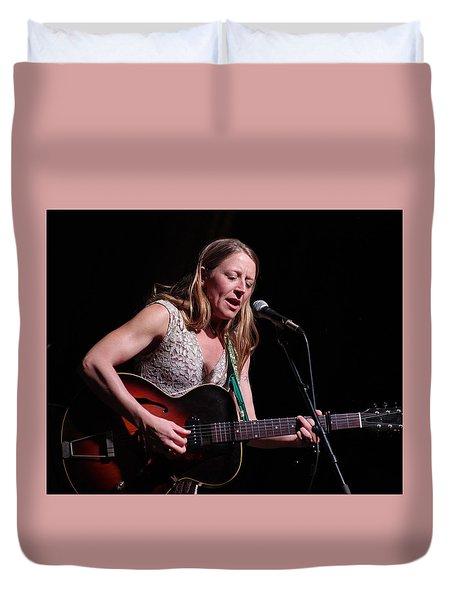 Carrie Elkin Duvet Cover