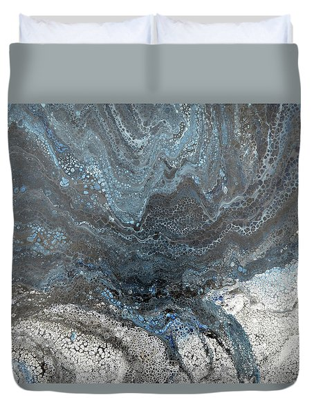 Carried Along Duvet Cover
