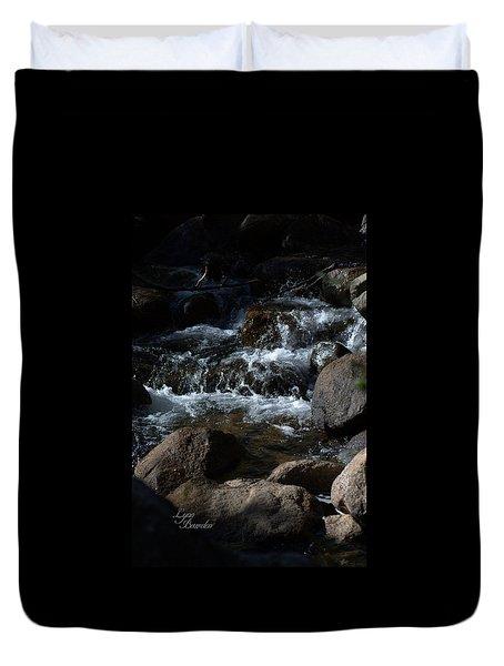 Carson River Duvet Cover