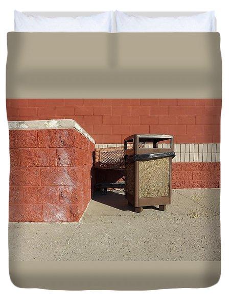 Cart Art No. 27 Duvet Cover