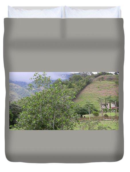 Casa Campo Adjuntas Duvet Cover