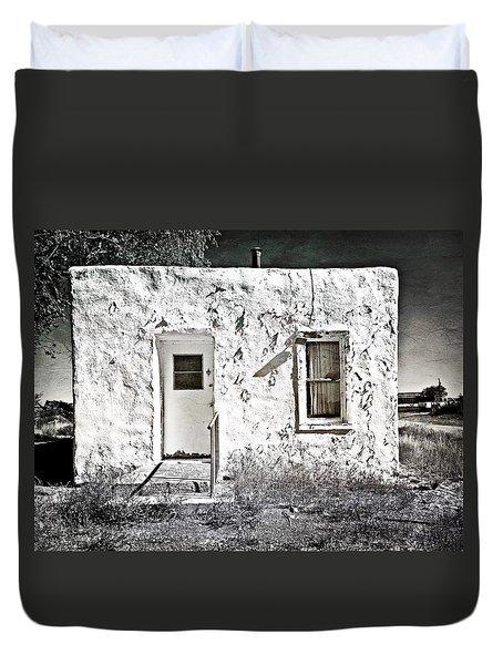 Casa De Blanco Duvet Cover