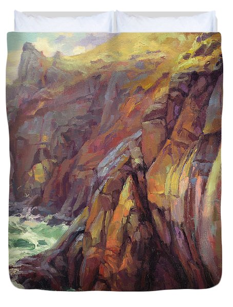 Cascade Head Duvet Cover