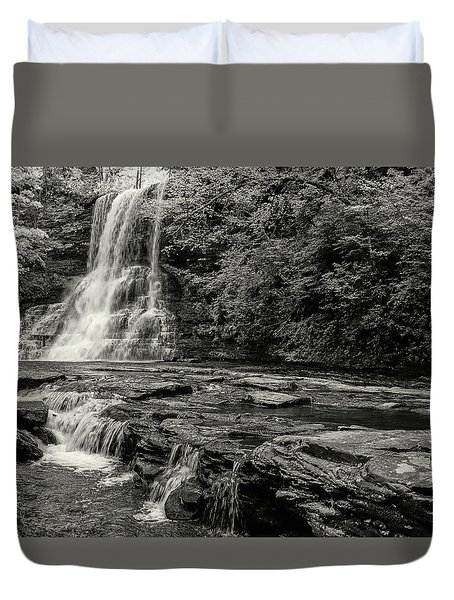 Cascades Waterfall Duvet Cover
