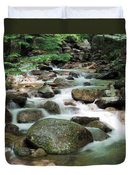 Cascading Water Duvet Cover
