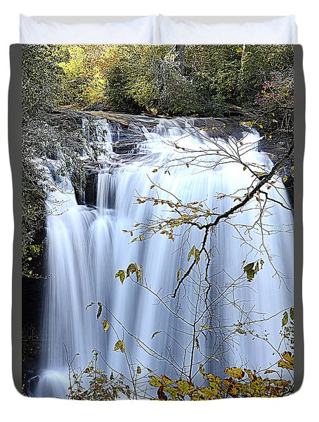 Cascading Water Fall Duvet Cover