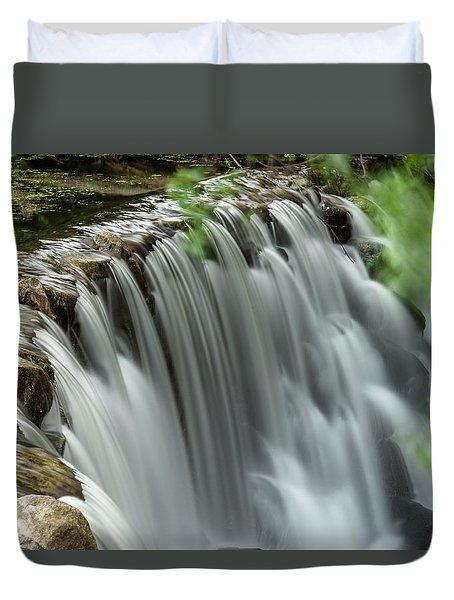 Cascading Water Duvet Cover