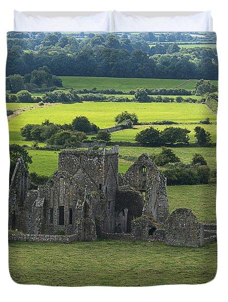 Cashel Hore Abbey Duvet Cover