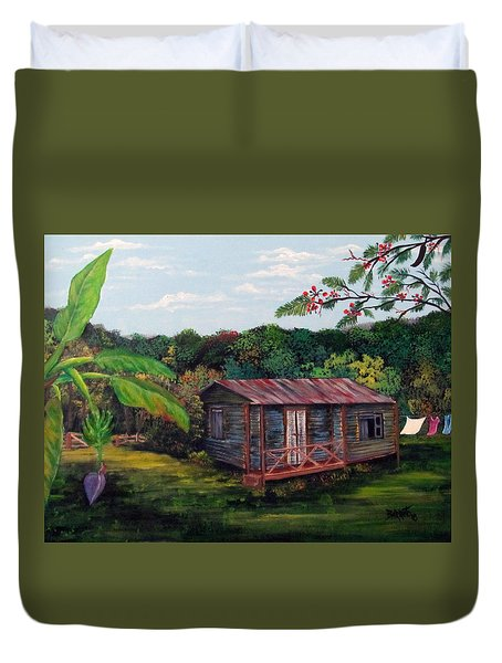 Casita Linda Duvet Cover