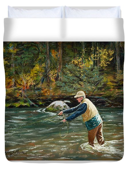 Cast Away Duvet Cover