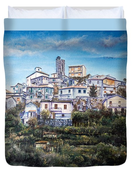 Castello Duvet Cover