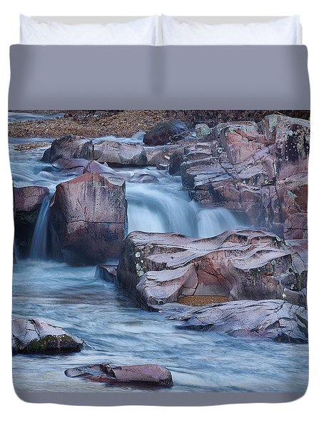 Caster River Shut-in Duvet Cover