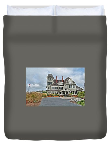 Castle Hill Inn Duvet Cover
