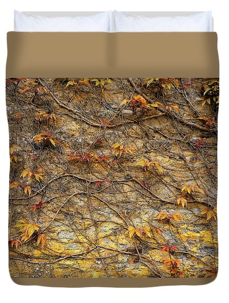 Castle Ivy Duvet Cover