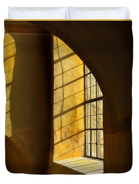 Castle Light Duvet Cover