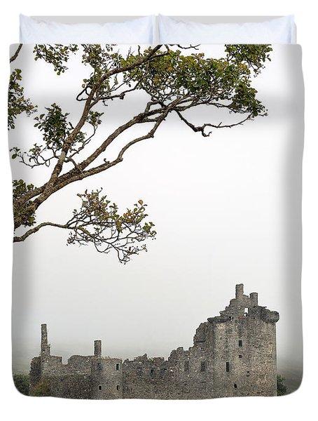 Castle Mist Duvet Cover