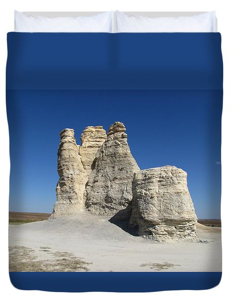 Castle Rock Duvet Cover