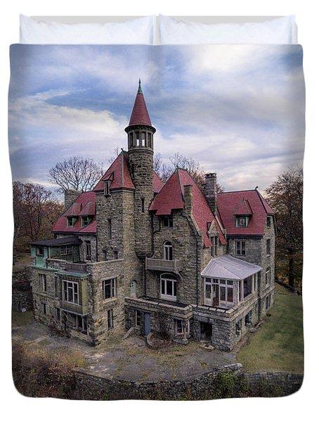 Castle Rock Duvet Cover