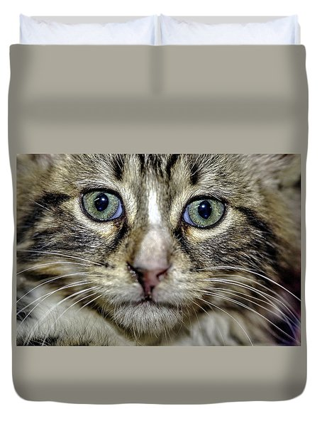 Cat 1 Duvet Cover