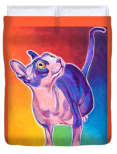 Cat - Bree Duvet Cover
