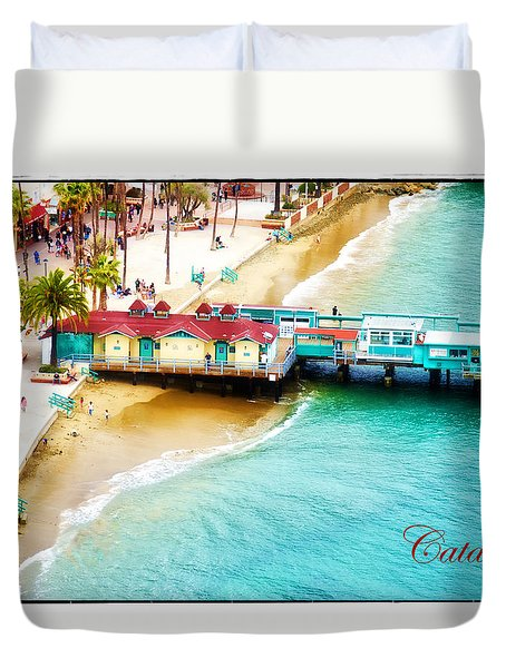 Catalina Duvet Cover
