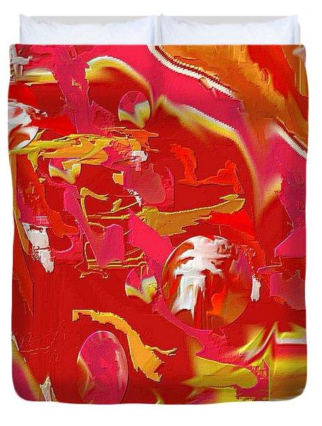 Catalyst Duvet Cover