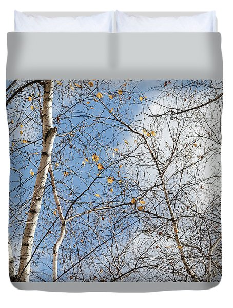 Catching Light -  Duvet Cover