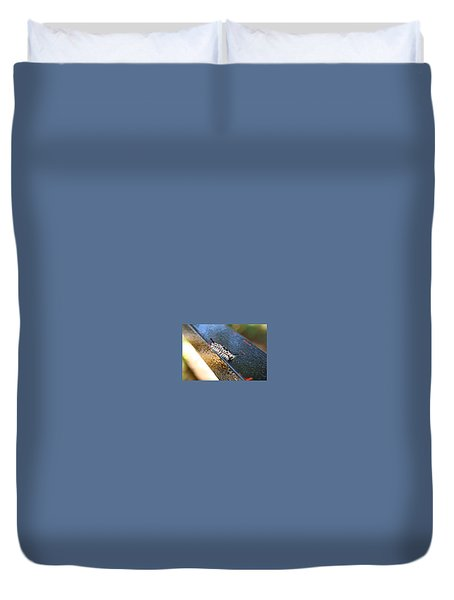 Caterpillar  Duvet Cover
