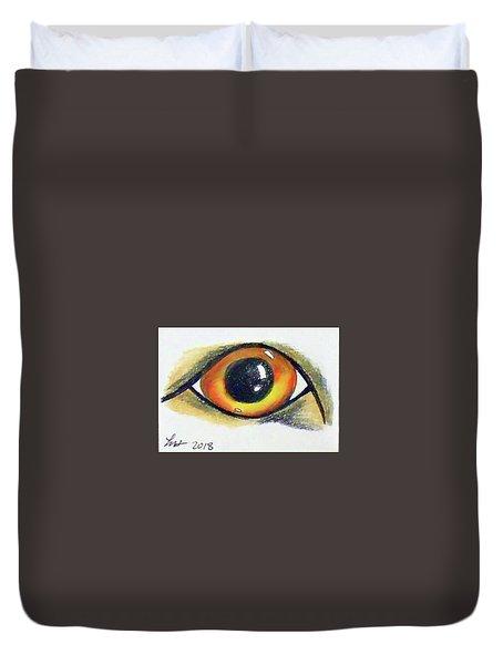 Cateye Duvet Cover