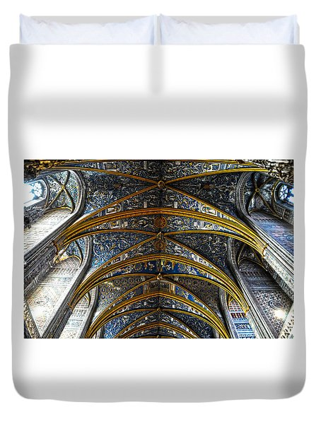 Cathedral Albi Duvet Cover