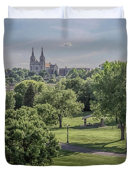 Cathedral Of St Joseph #2 Duvet Cover
