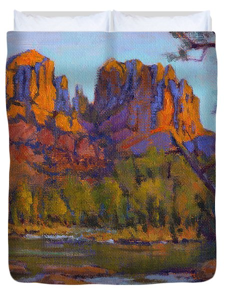 Cathedral Rock 2 Duvet Cover