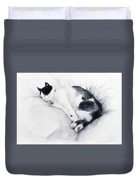 Catnap 1-2 Duvet Cover