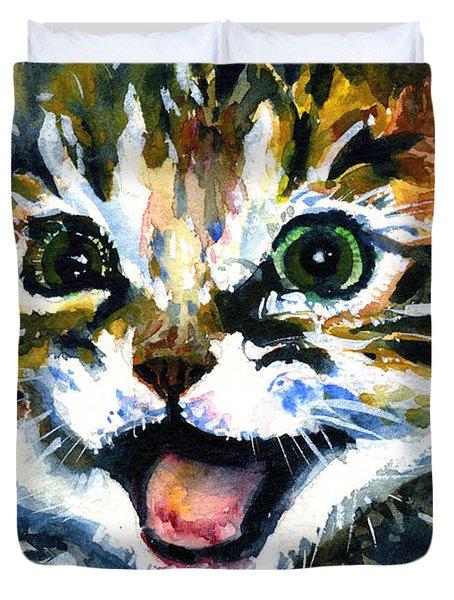 Cats Eyes 15 Duvet Cover