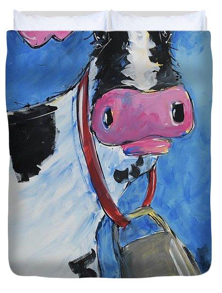 Cattle Call Duvet Cover