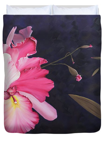 Cattleya Duvet Cover