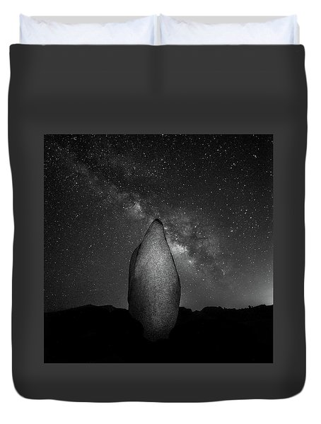 Causality II Duvet Cover
