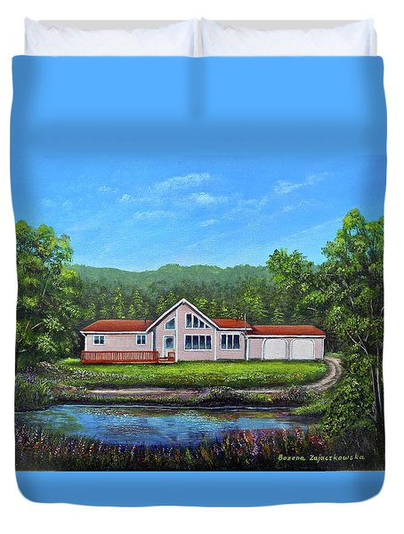 Cavendish House Duvet Cover