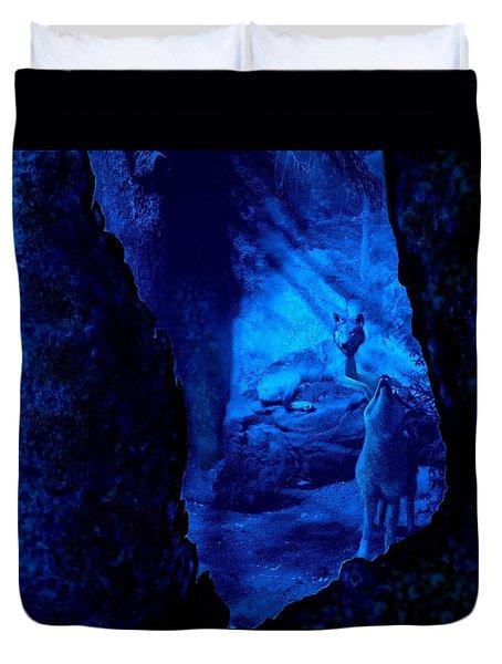 Cavern Duvet Cover