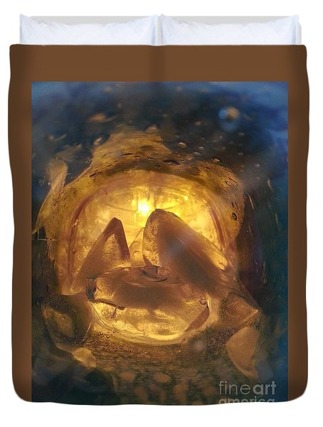Cavern Light Duvet Cover