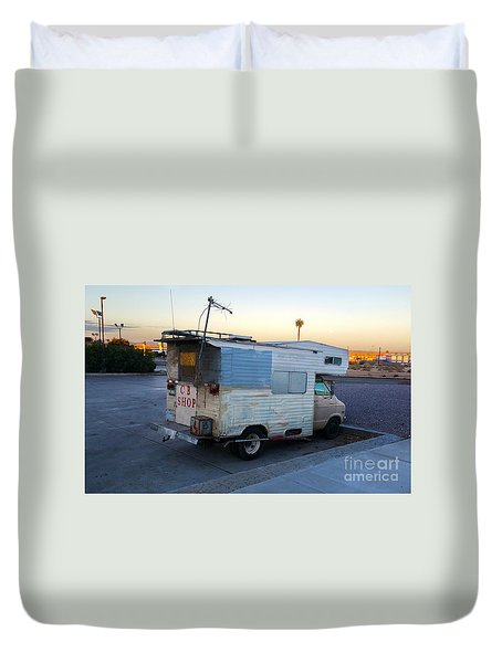 Cb Rv Duvet Cover
