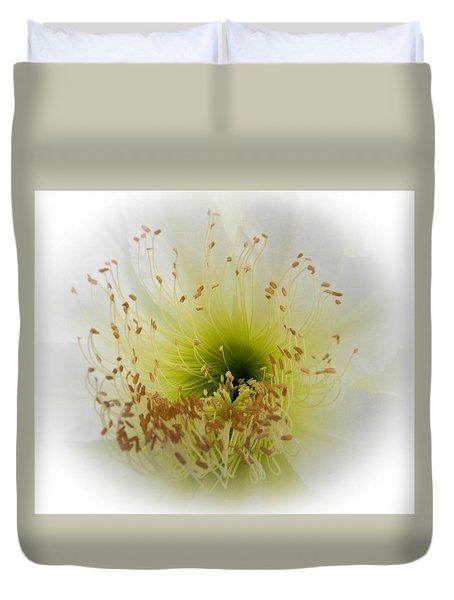 Cctus Flower Duvet Cover
