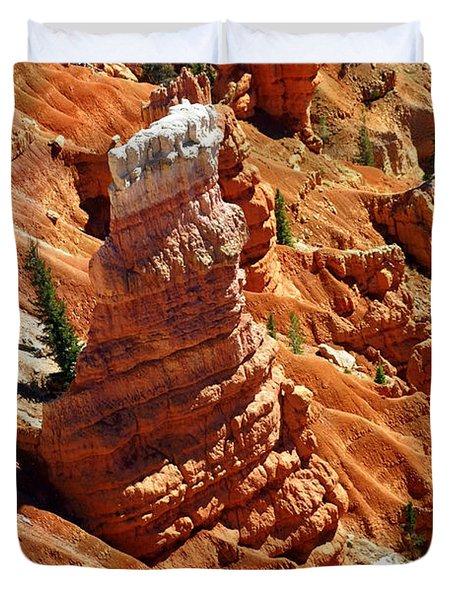 Cedar Breaks 4 Duvet Cover by Marty Koch