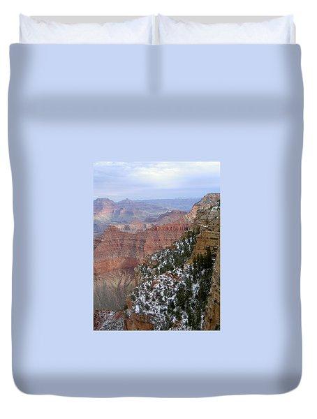 Cedar Ridge Grand Canyon Duvet Cover