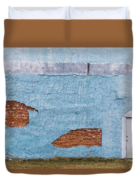 Cedartown, Georgia Duvet Cover