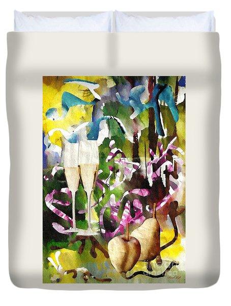 Celebration Duvet Cover by Sarah Loft
