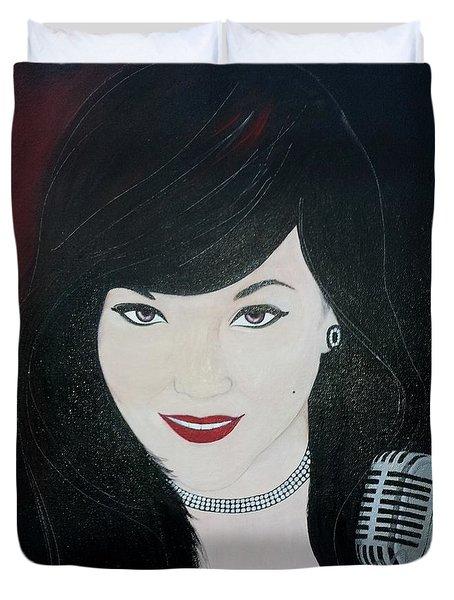Celeste Barbier Duvet Cover