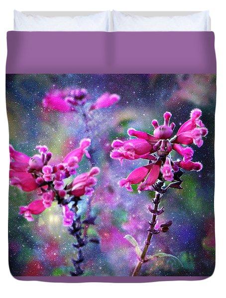 Celestial Blooms-2 Duvet Cover