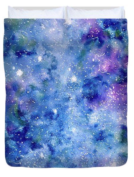 Celestial Dreams Duvet Cover