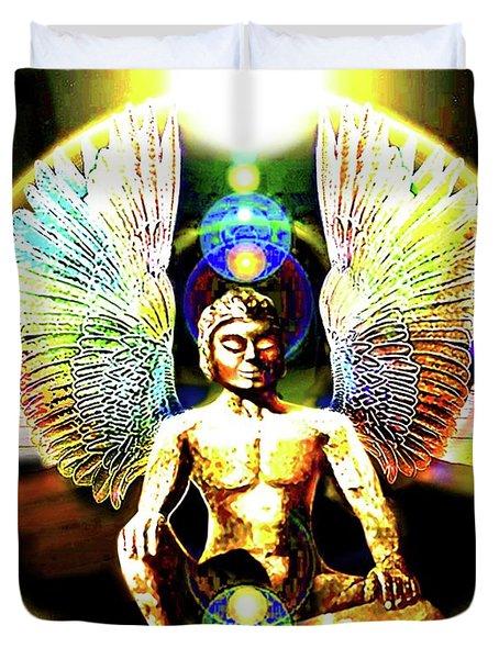 Celestial  Realms . . .  Duvet Cover
